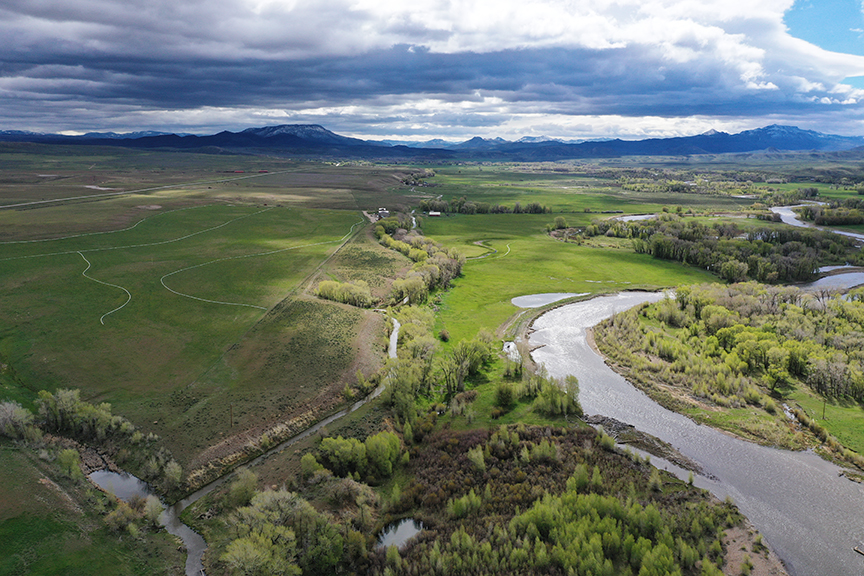 Wyoming Ranch for sale