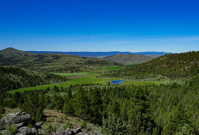 North Ochoco Ranch in Oregon