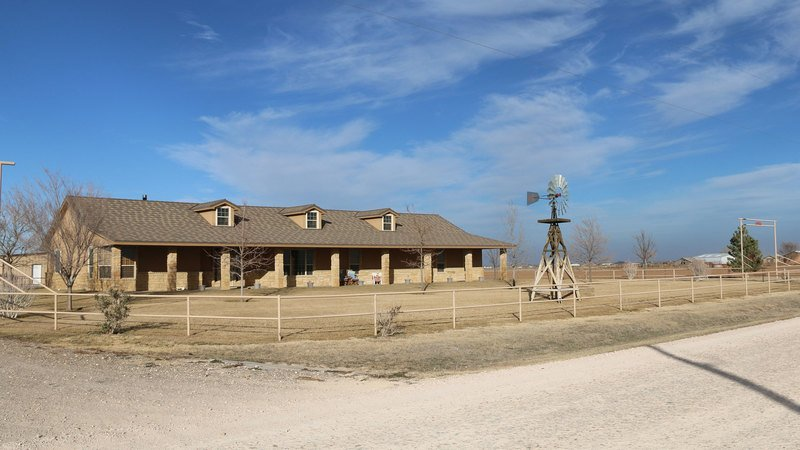 Randall County Horse Property
