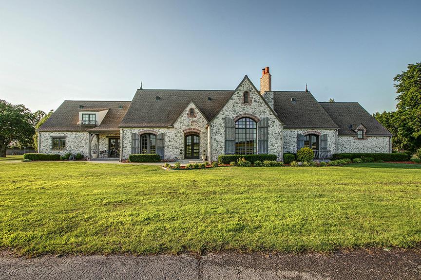 Pioneer Creek Ranch Afton Oklahoma Delaware County