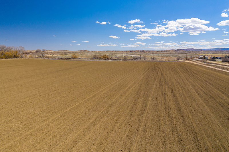 Farm land in Wyoming for sale