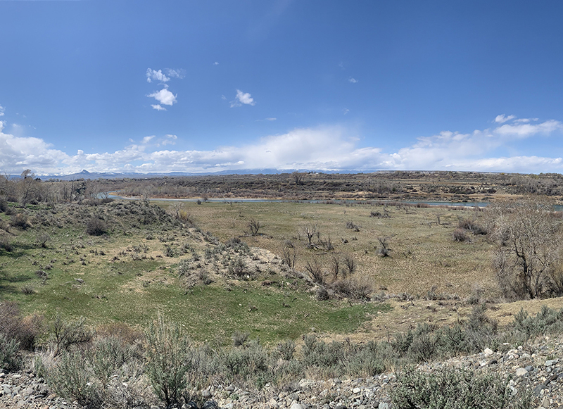 Wyoming ranch land for sale