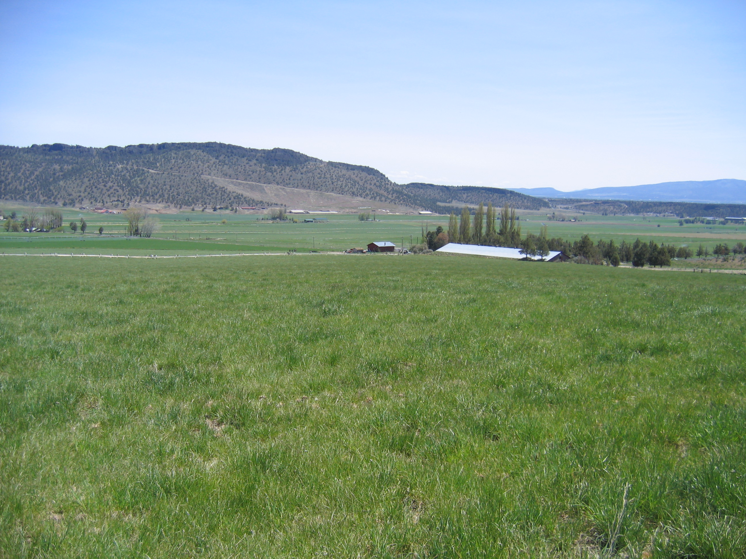 Oregon Ranch Redmond Lone Pine Timber Cattle Ranches For Sale