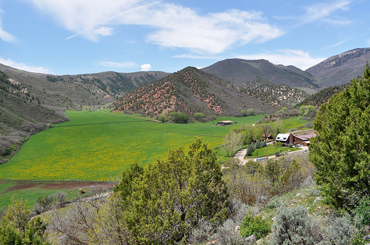 Bear Wallow Ranch For Sale in Glenwood Springs Colorado