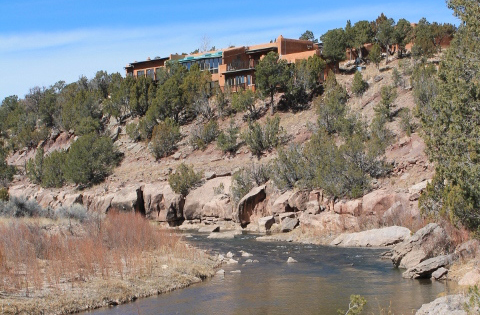 Fishing property in New Mexico