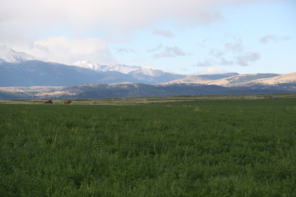 Montana Lost Creek Ranch - Sold With Buyer Representation