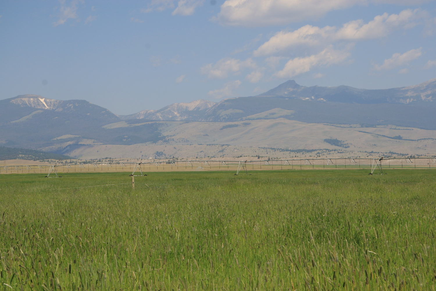 Montana Upper Racetrack Ranch - SOLD