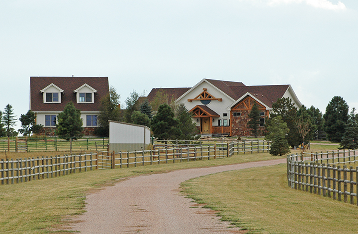 Colorado Greenland Equestrian Ranch