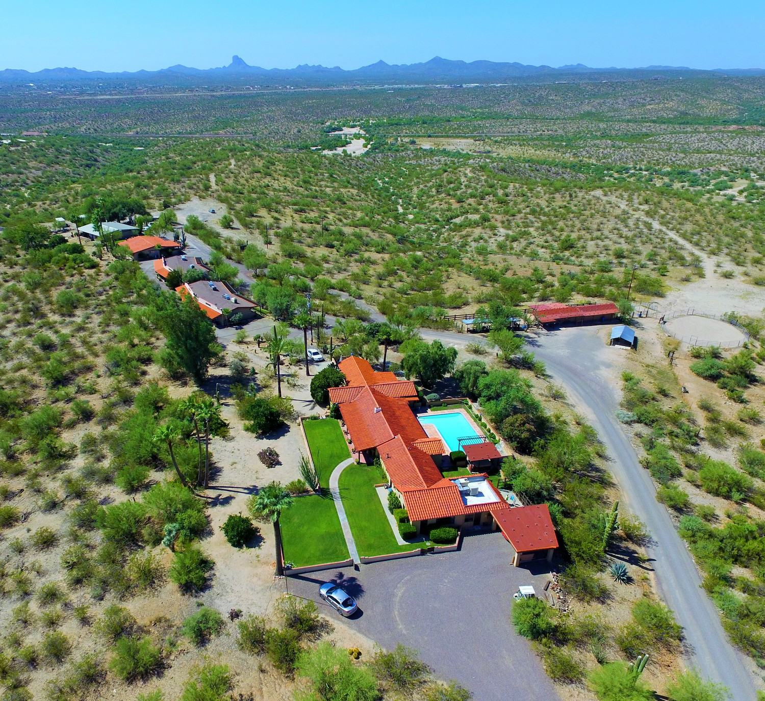 Arizona Rancho Casitas Guest Ranch