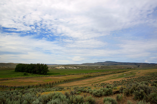 Cattle ranch for sale in Oregon