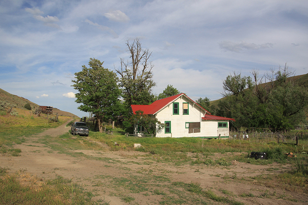 Large acreage for sale in Oregon