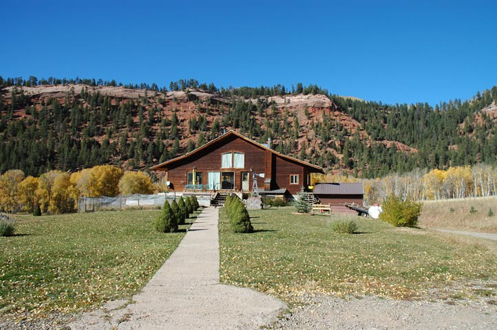 Dolores River Ranch in Colorado