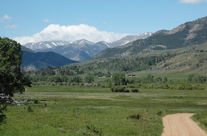 Wood River Ranch in Wyoming
