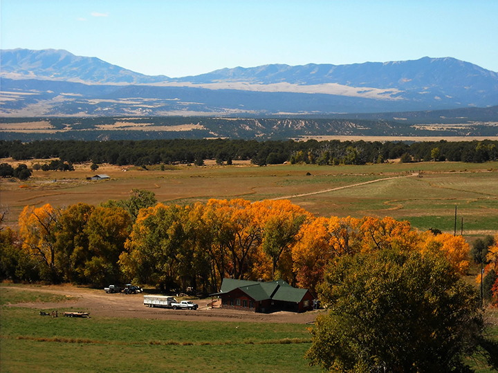 Windsong Ranch in Colorado
