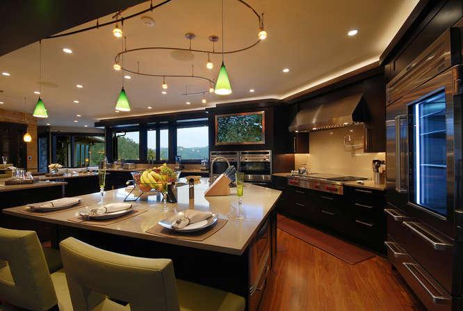 Kitchen Design Evergreen Co serenity falls estate, evergreen colorado, jefferson county, farms