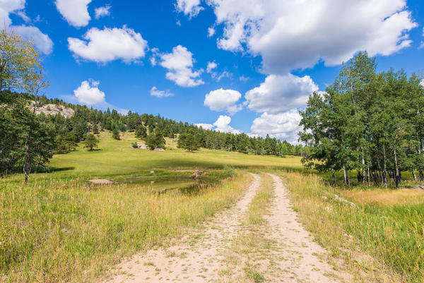 Colorado recreational land for sale