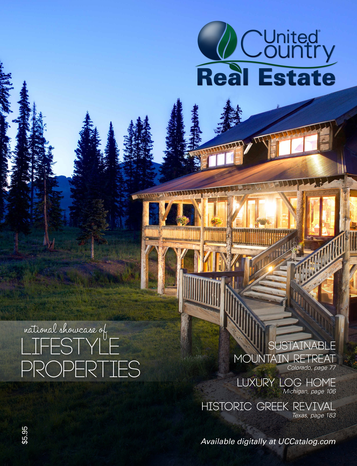 Lifestyle Properties - United Country