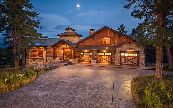 Colorado mountain estates for sale