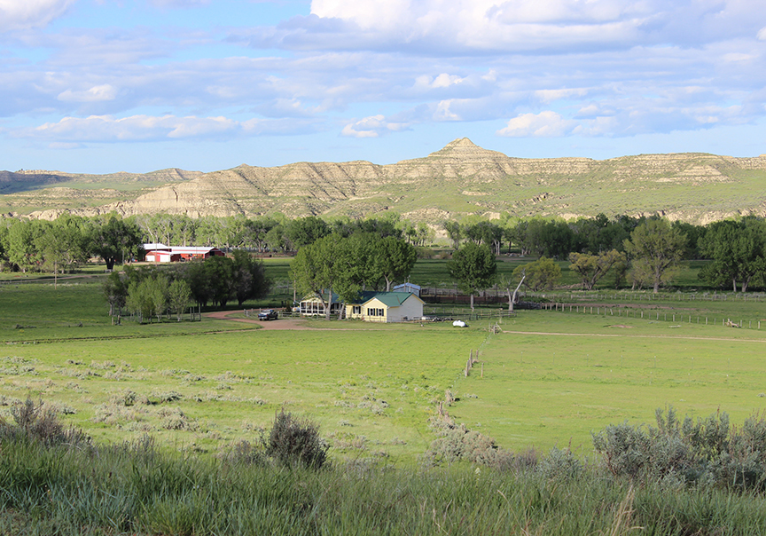 Little Powder River Ranch in Montana
