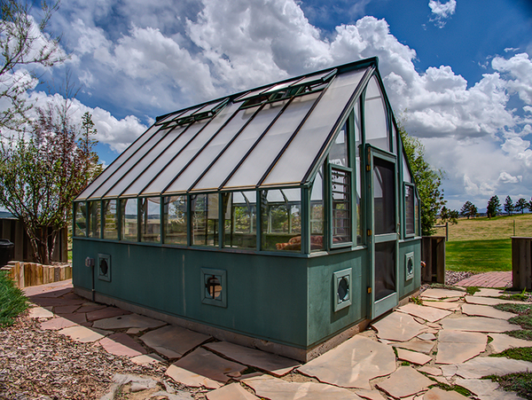 Property Land With Greenhouse California