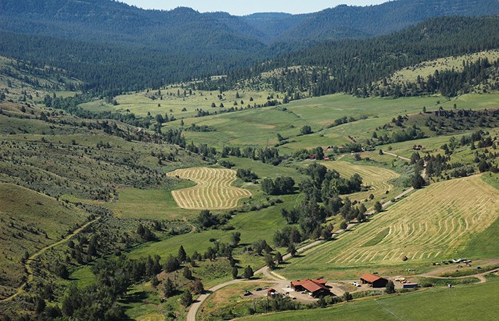 Antone Ranch in Oregon<br>Call: 1-970-718-2717