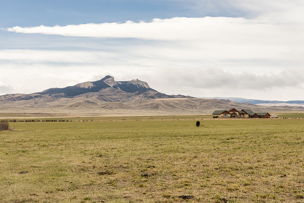 VEO Irrigated Farm and Ranch in Wyoming