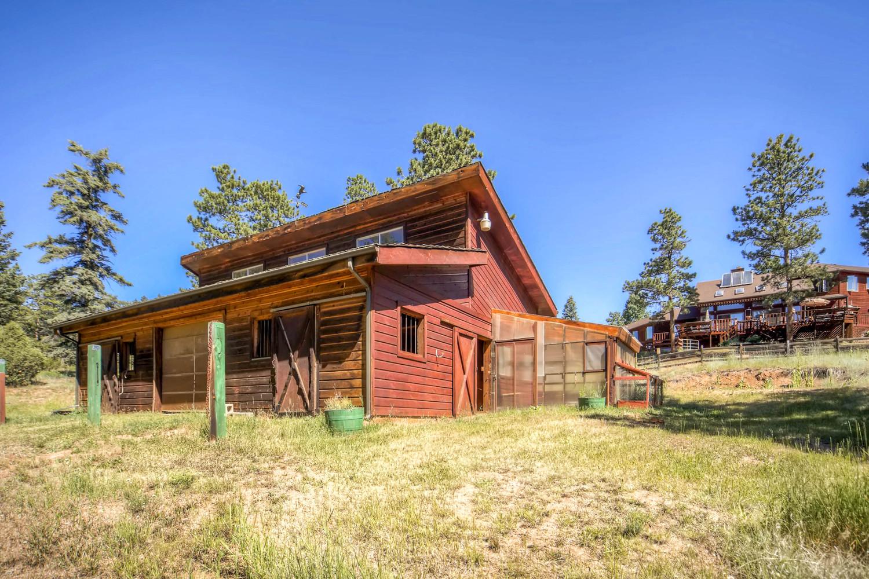 chambers estate pine colorado jefferson county farms