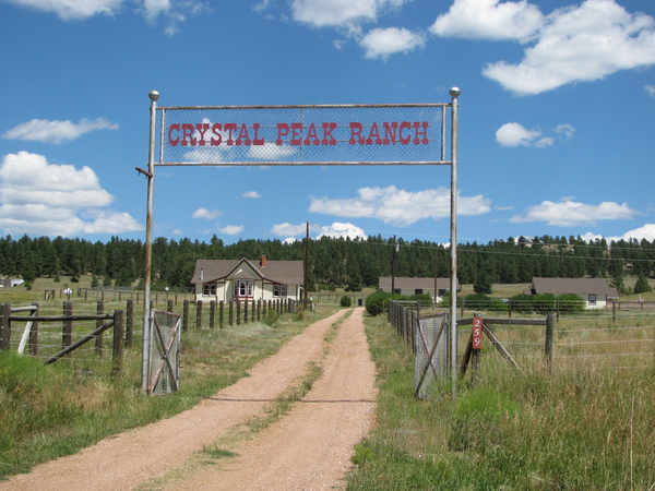 Crystal Peak Ranch in Colorado