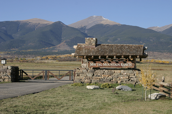 Maytag Mountain Ranch Homesteads in Colorado