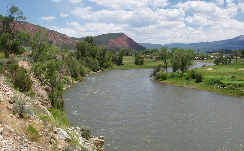 Senior water rights in Colorado