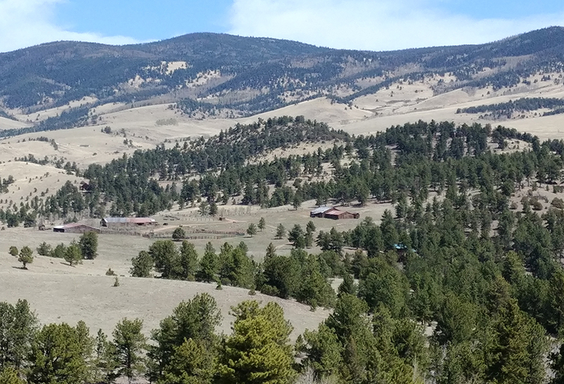 Waugh Mountain Ranch in Colorado