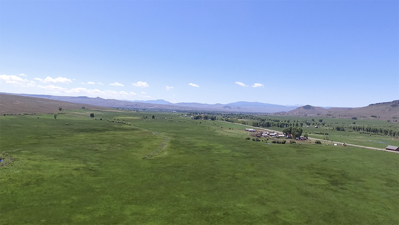 Sustainable land for sale in Colorado