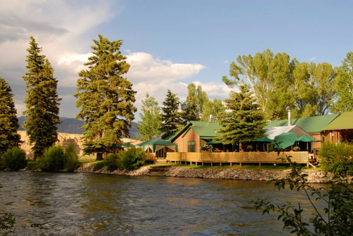 River property in Colorado for sale