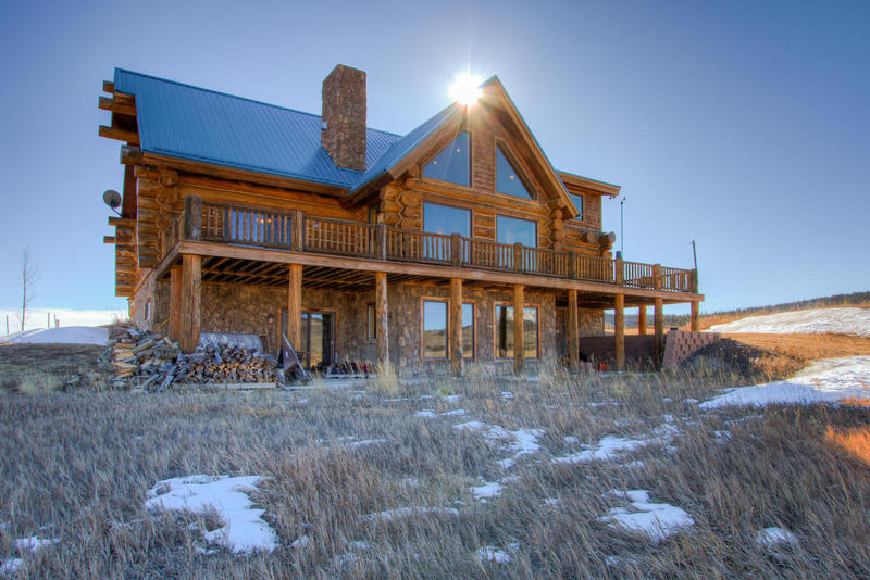 Mountain estates in Colorado for sale