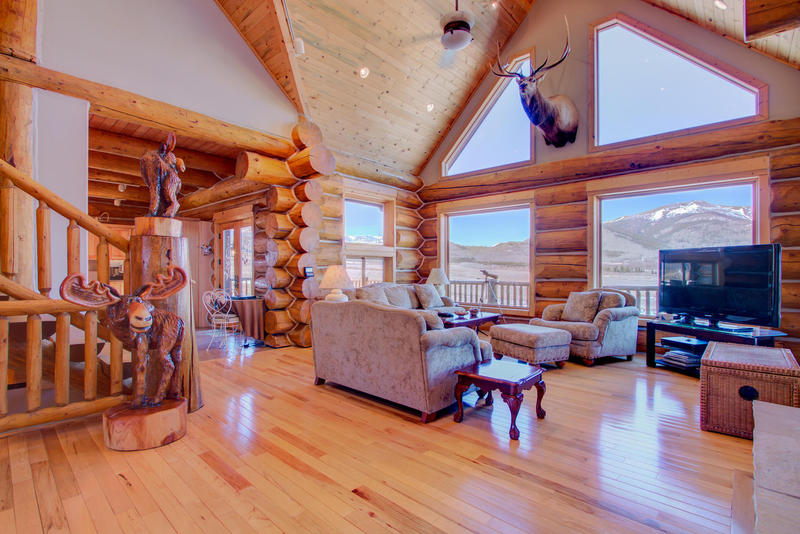 Mountain homes for sale