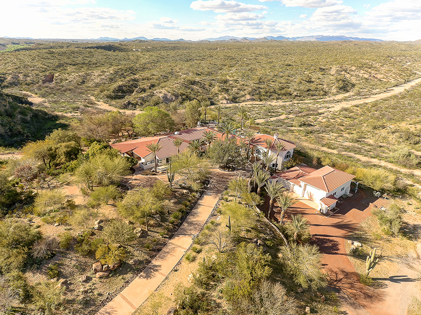 Arizona equestrian properties for sale